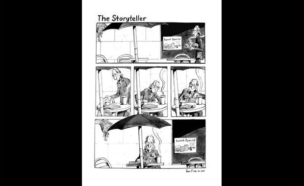 """Storyteller"" by Ben Fine"
