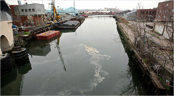 gowanus (yellow shoes)