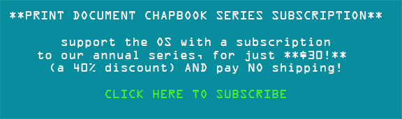 chapbooksubscription